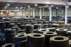 Stock de pneumatiques Poids Lourd