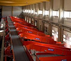 Stock, entrepôt et logistique Optigom
