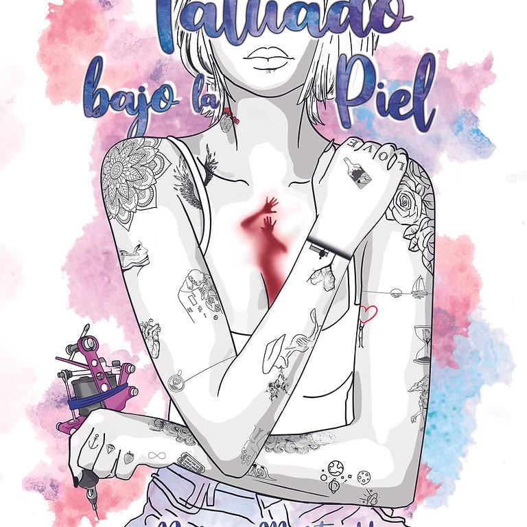 """Presentación del libro""""Tatuado bajo la piel"""", de Narciso Martin H."""