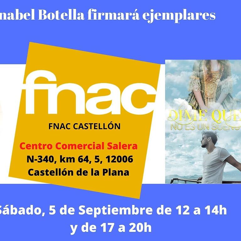 """Firma de ejemplares de las novelas """"Como desees"""", """"Invisibles"""" y """"Dime que no es un sueño"""" de la autora Anabel Botella"""