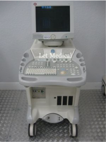 GE Vivid 3 Shared Service Ultrasound