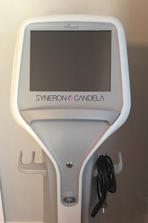 2017 Syneron Candela Profound laser w/ handpieces