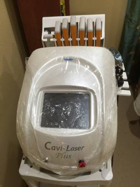 Cavitation Machine - Cavi-Laser Plus