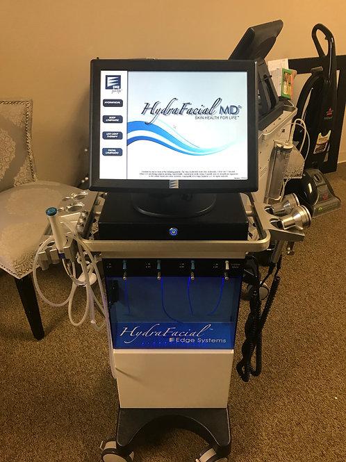 2017 Hydrafacial MD Tower machine