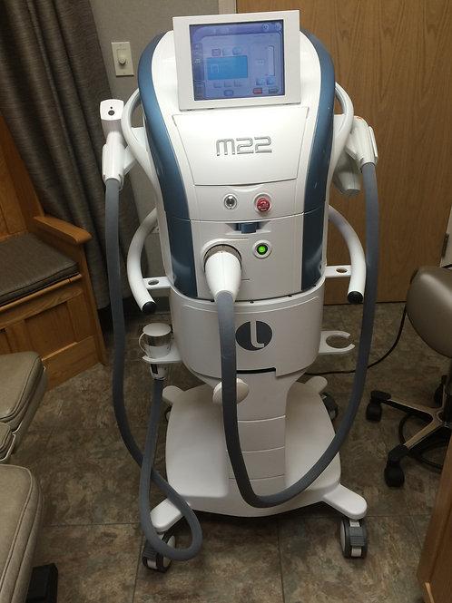 2016 Lumenis M22 Modular Aesthetic Laser ith YAG & IPL