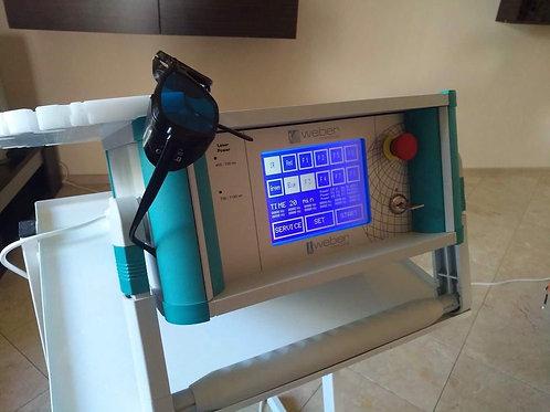 Weberneedle Endolaser Laser Machine