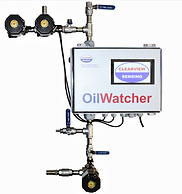 OilWatcher Automated Discharg Point Oil-in-Water Analyzer 43B