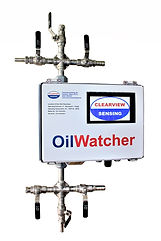 real-time oil in water detection