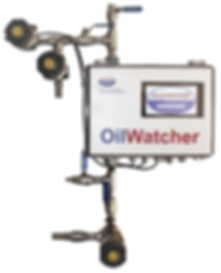 Automated Cleaning OilWatcher 43A