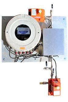 Hazardous area oil in water monitor