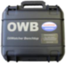 OilWatcher Benchtop Case