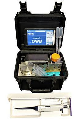 OilWatcher Bench-Top Hydrocarbon Sensor