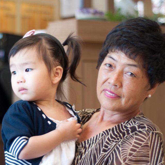 어머니와 조카