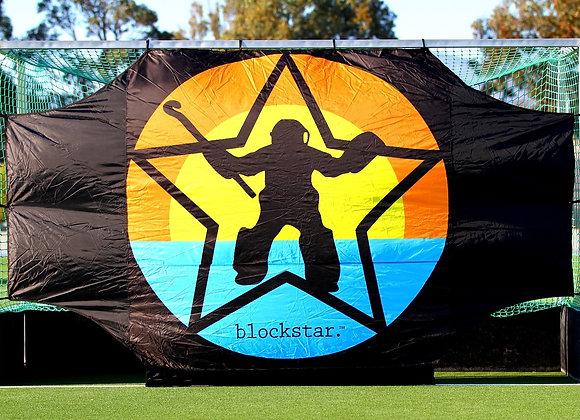 Combo Bundle: One Indoor and One Outdoor Blockstar Shooting Target. 2 Targets