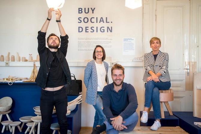 BUYSOCIAL.DESIGN BEI DER VIENNA DESIGN WEEK 2017