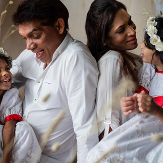 """Indoor family potraits - Pushpa's Family Potraits """"Quality time with family"""""""