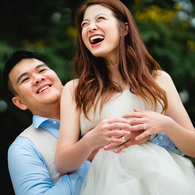 """Carissa + Keith Engagement """"Love You More"""""""