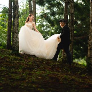 "Andrew + Janice Engagement in Putrajaya""Fall in love"""