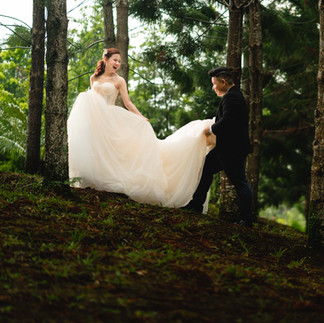 """Andrew + Janice Engagement """"Fall In Love"""""""