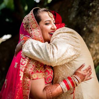 """Simran + Raghav's  Actual Wedding Day """"Everything Changes"""""""