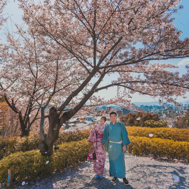 """KokSoo + JiaYie's Portraits """"Love Blossoms"""""""
