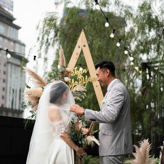 """Ivan + Yan's Wedding Day at Castra By Colony """"I Love Everything About Her"""""""