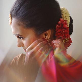 "Ganesh + Hema's Next Day Experience ""Spark of Love"""