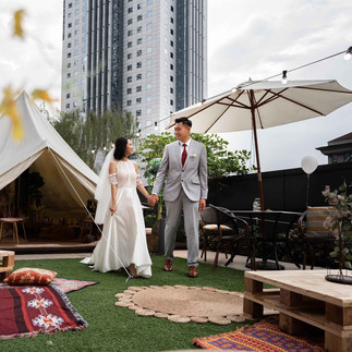 """Ivan and Yan's Wedding Highlight """"I love everything about her"""" Wedding at Castra by Colony"""