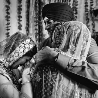 """Ash and Inder's PunjabiWedding Day """"Colorful Day"""""""