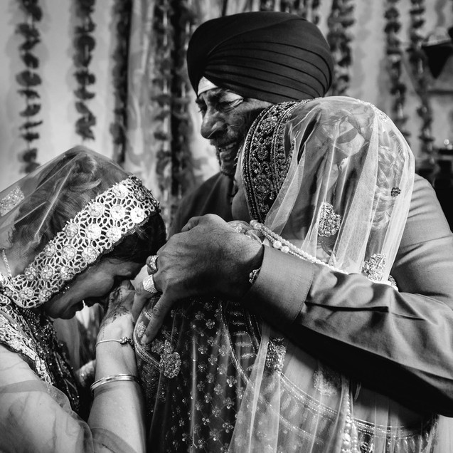 "Ash + Inder's PunjabiWedding Day ""Colorful Day"""