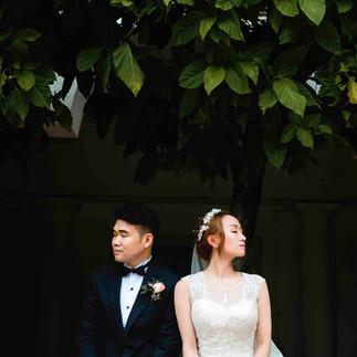 """Barney + Joleen's Actual Wedding Day """"My Darling"""""""