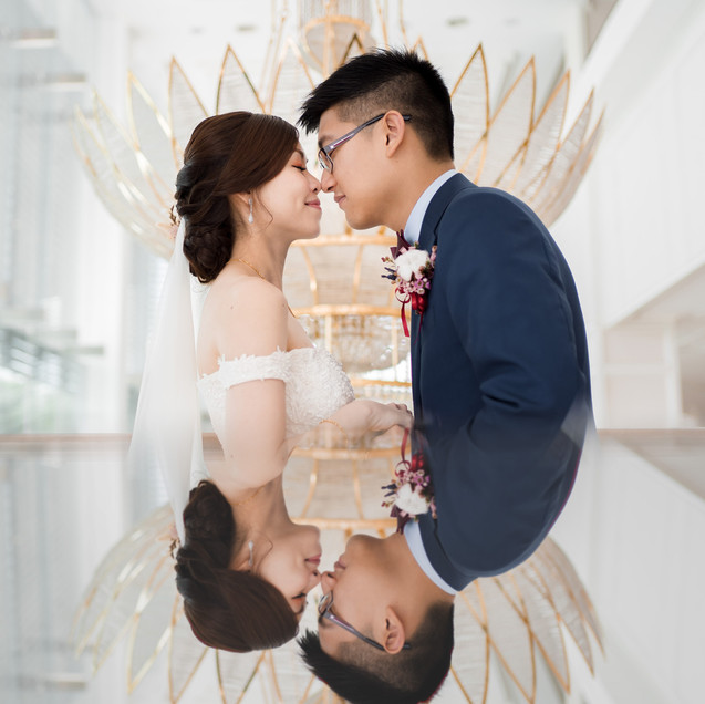 "Chiang + Jia Huay's Wedding Day ""My Favourite Love Story"""