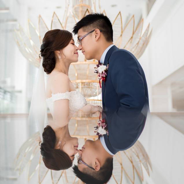 """Chiang and Jia Huay's Wedding Day """"My Favourite Love Story"""""""