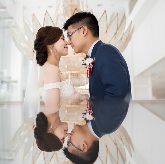 """Jia Huay and Tze Chiang's Same Day Experience """"My Favourite Love Story"""""""
