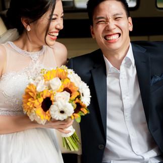 "Aaron and Ada's Actual Wedding Day in Tanarimba ""My Love, My Light, My Home"""