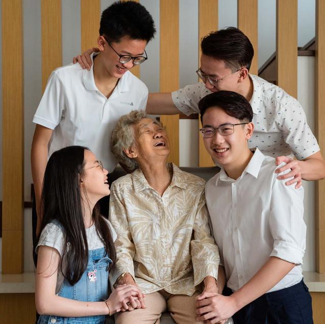 Indoor family potraits - Vivienne's Family Potraits