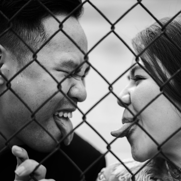 "Chee Lian + Yee Man's Actual Wedding Day ""True Story"""