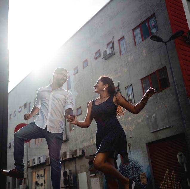 "Sanjay + Thigam's Wedding Highlight ""Speak Love"""
