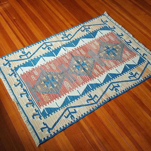 Handmade Turkish Anatolian Kilim Rugs -8201905S
