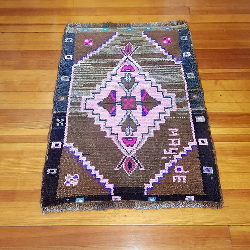Vintage Turkish Rugs DM9191905