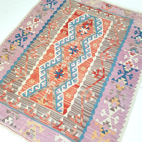 Handmade Turkish Anatolian Kilim Rugs -S750006