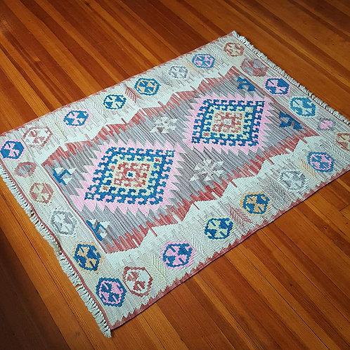 Handmade Turkish Anatolian Kilim Rugs -8201903S
