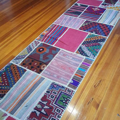 Handmade Turkish Patcwork Rugs -PV547