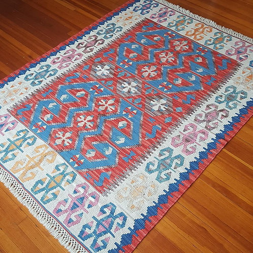 Handmade Turkish Anatolian Kilim Rugs -80201907M