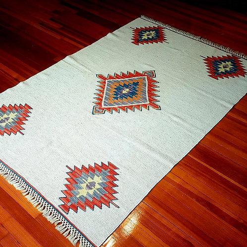 Handmade Turkish Anatolian Kilim Rug 8201902M