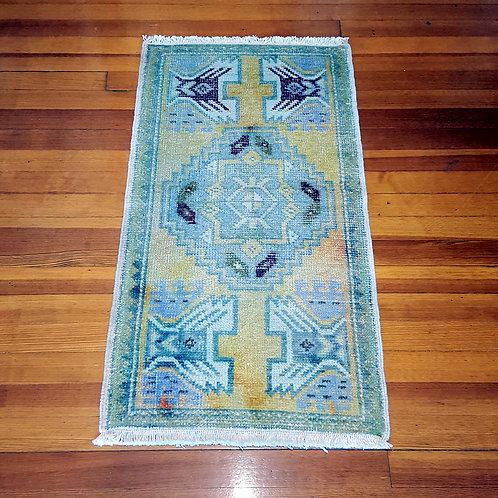 Vintage Turkish Rugs DM9191909
