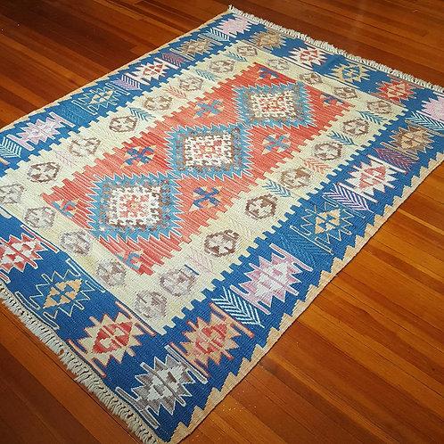 Handmade Turkish Anatolian Kilim Rugs -8201909M
