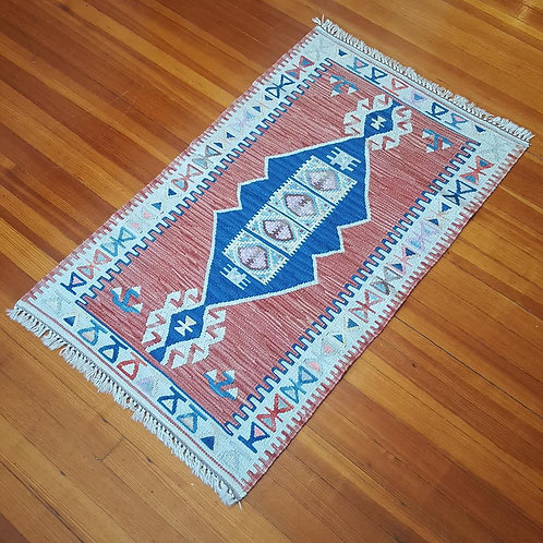 Handmade Turkish Anatolian Kilim Rugs -8201906XS