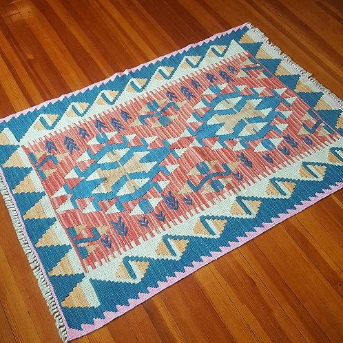 Handmade Turkish Anatolian Kilim Rugs -8201908S