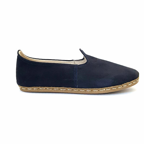Emir Navy Suede For Him